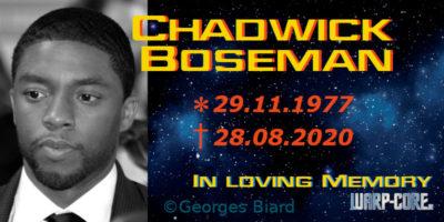 Chadwick Boseman verstorben