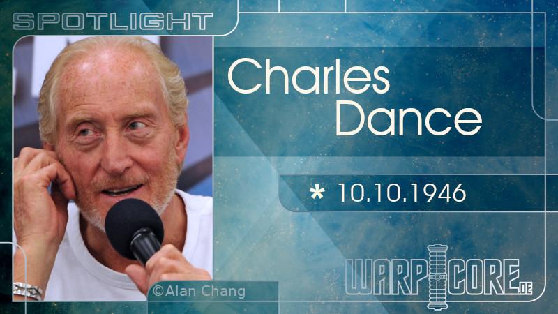Spotlight: Charles Dance