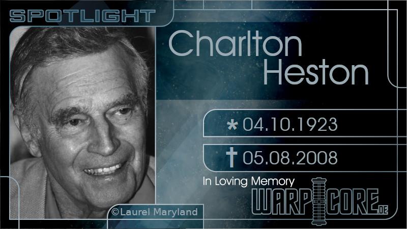 Spotlight: Charlton Heston