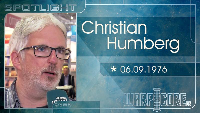 Spotlight: Christian Humberg