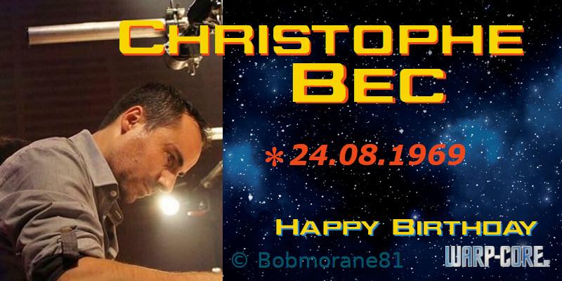 Spotlight: Christophe Bec