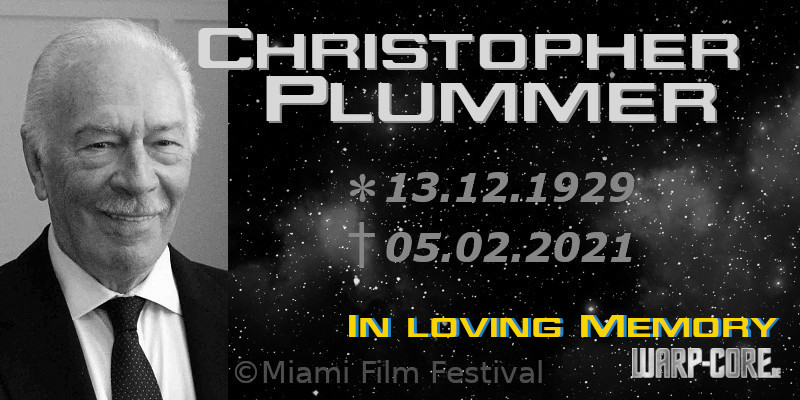 Spotlight: Christopher Plummer