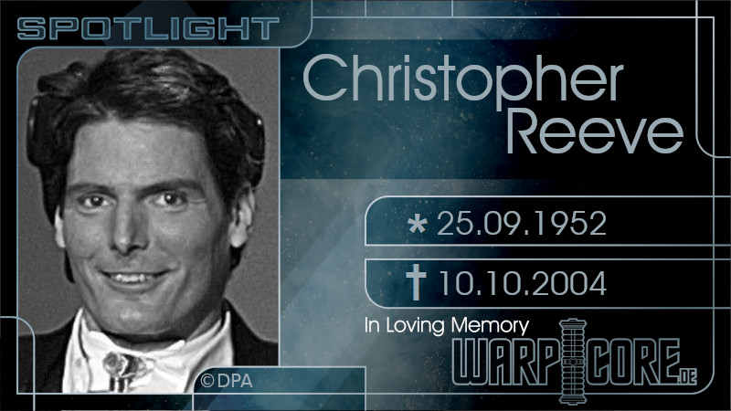 Spotlight: Christopher Reeve