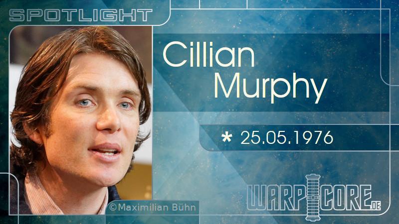 Spotlight: Cillian Murphy