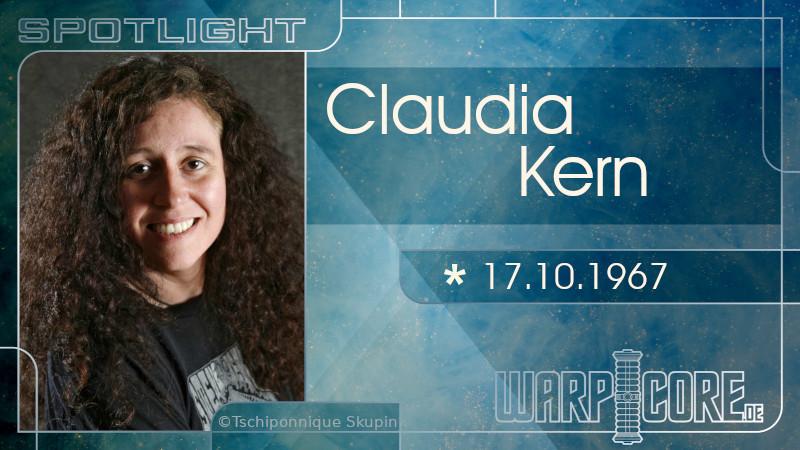 Spotlight: Claudia Kern