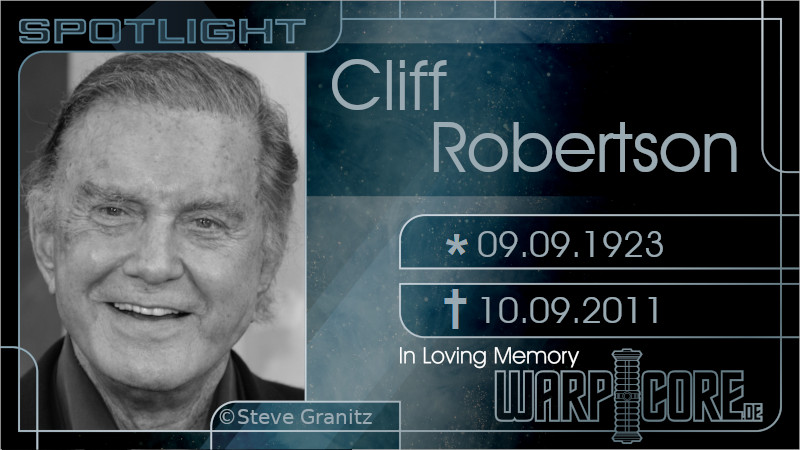 Spotlight: Cliff Robertson