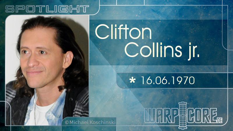 Spotlight: Clifton Collins Jr.
