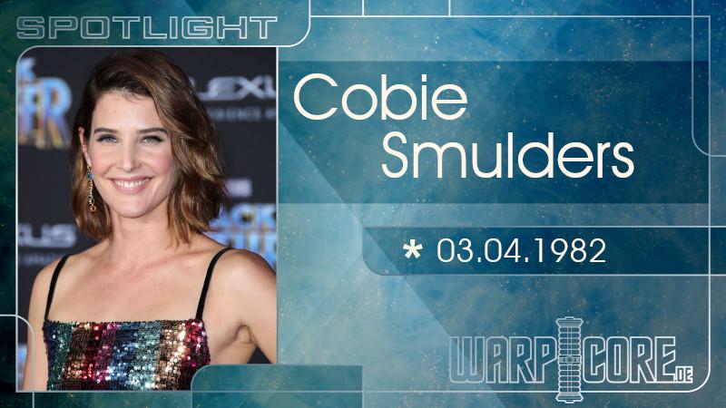 Spotlight: Cobie Smulders