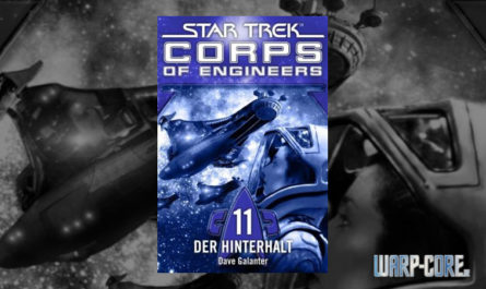 Star Trek - Corps of Engineers 11 Der Hinterhalt