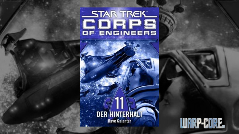 Review: Star Trek – Corps of Engineers 11: Der Hinterhalt
