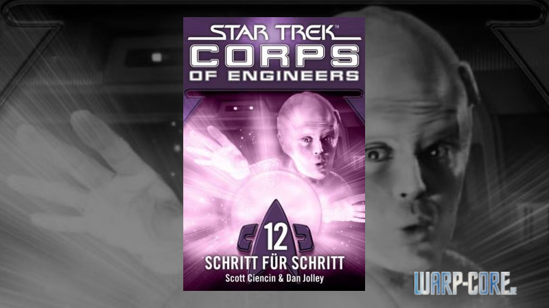 Review: Star Trek – Corps of Engineers 12: Schritt für Schritt