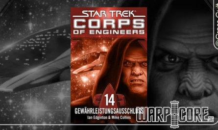 Star Trek - Corps of Engineers 14 - Gewährleistungsausschluss