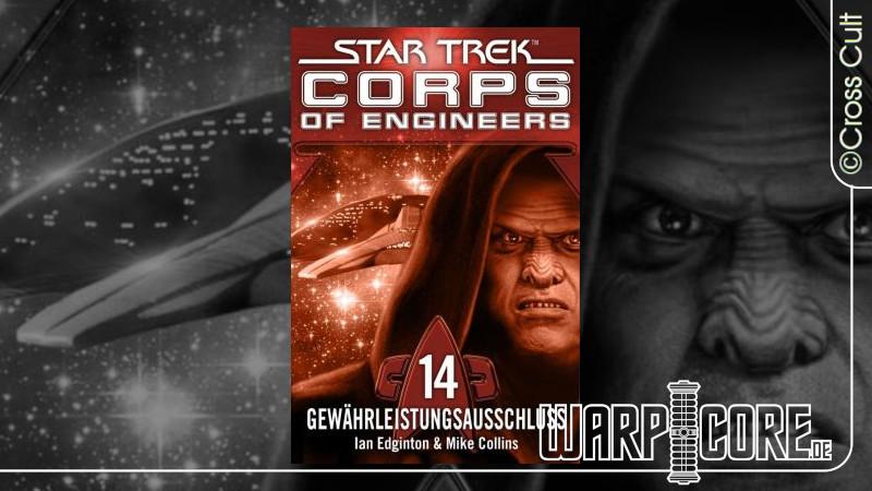 Review: Star Trek – Corps of Engineers 14: Gewährleistungsausschluss