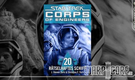 Corps of Engineers 20: Rätselhaftes Schiff