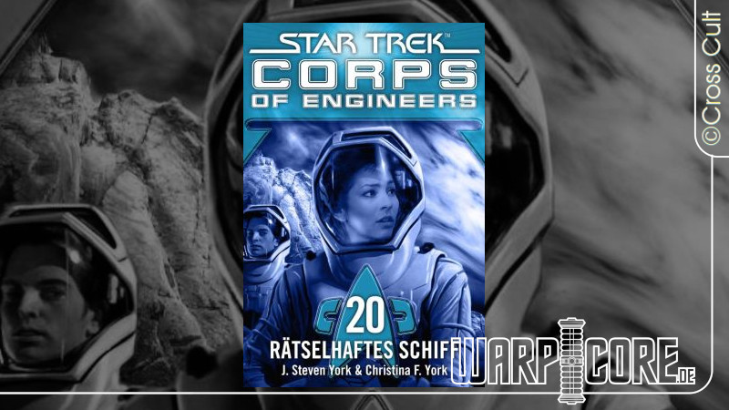 Review: Star Trek – Corps of Engineers 20: Rätselhaftes Schiff
