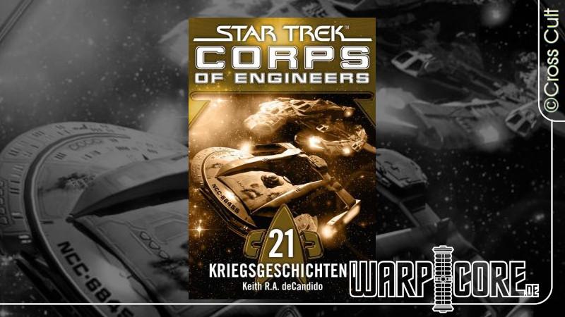 Review: Star Trek – Corps of Engineers 21: Kriegsgeschichten I