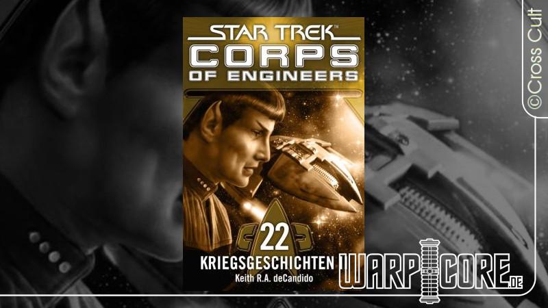 Review: Star Trek – Corps of Engineers 22: Kriegsgeschichten 2