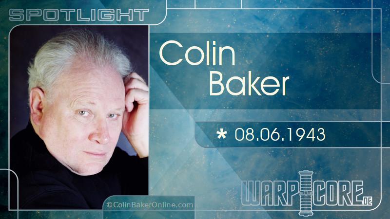Spotlight: Colin Baker