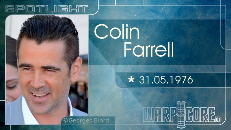 Spotlight: Colin Farrell