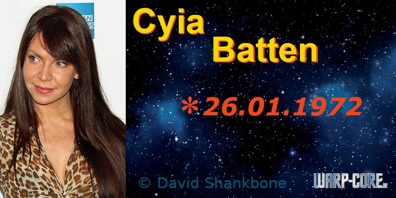 Spotlight: Cyia Batten