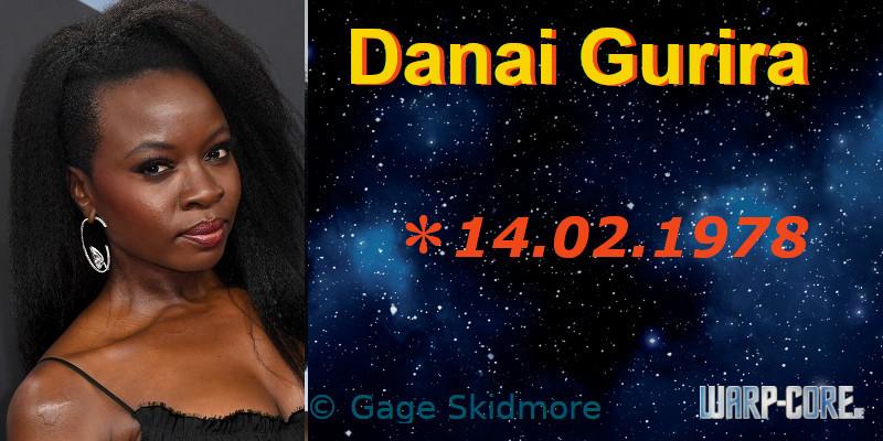 Spotlight: Danai Gurira