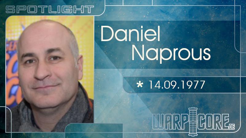 Spotlight: Daniel Naprous