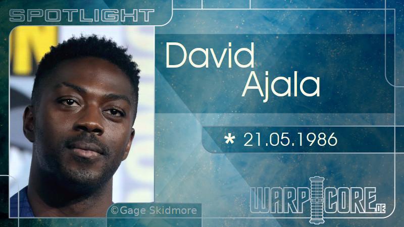 Spotlight: David Ajala
