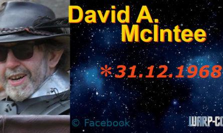 David A. McIntee