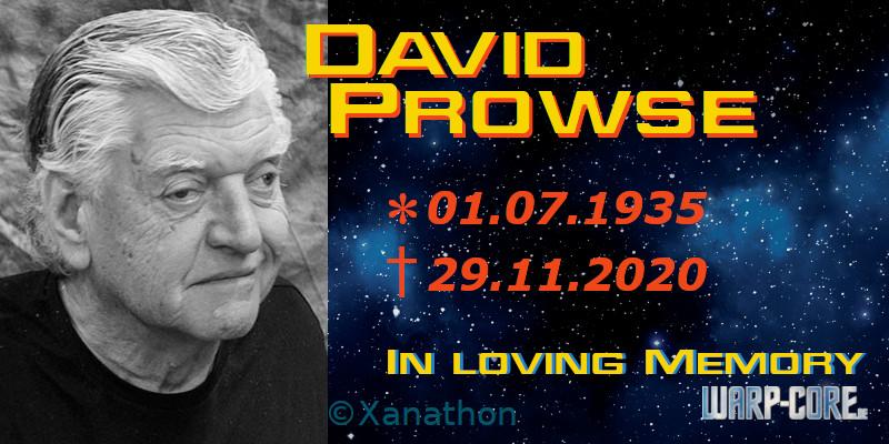 David Prowse verstorben