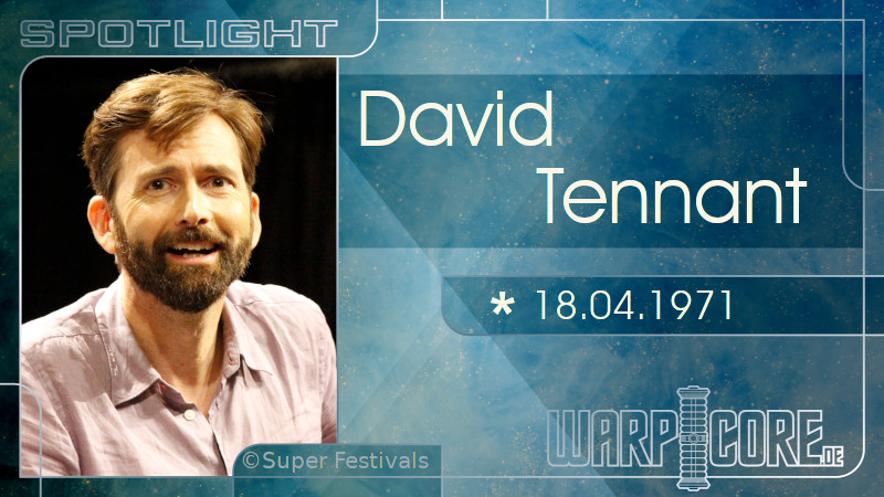 Spotlight: David Tennant