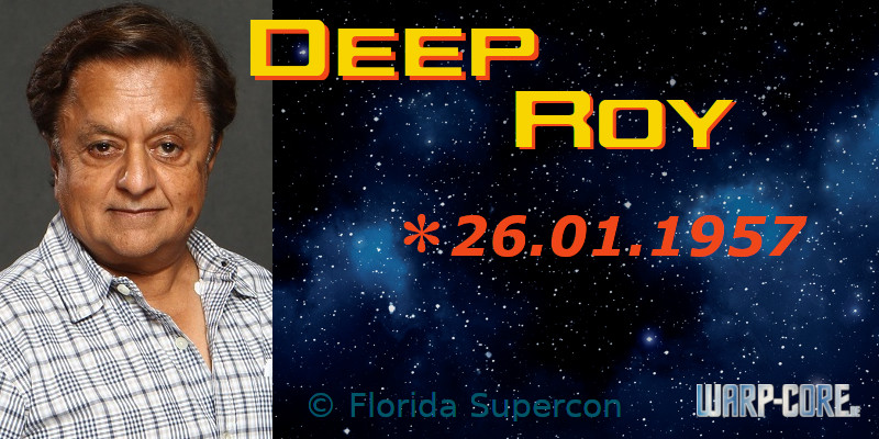 Spotlight: Deep Roy