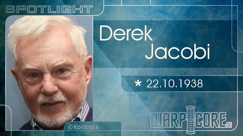 Spotlight: Derek Jacobi