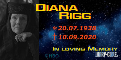 Diana Rigg verstorben