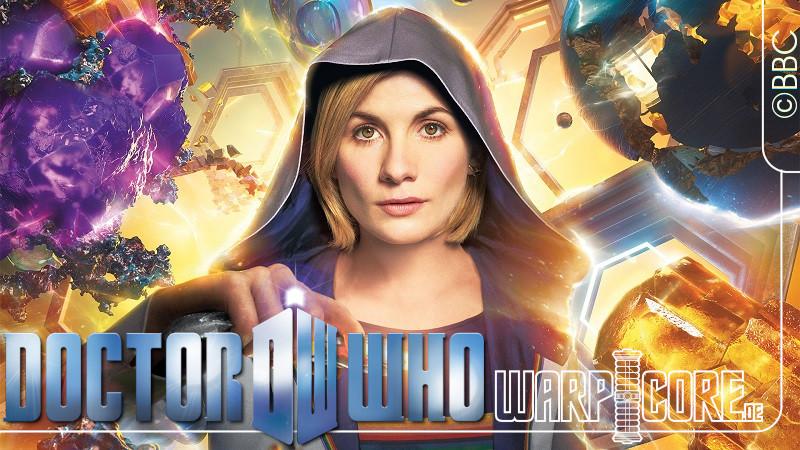 Doctor Who: Jodie Whithall und Chris Chibnall verlassen Serie