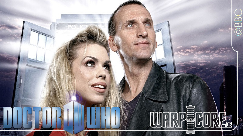 Review: Doctor Who 010 – Der Doctor tanzt