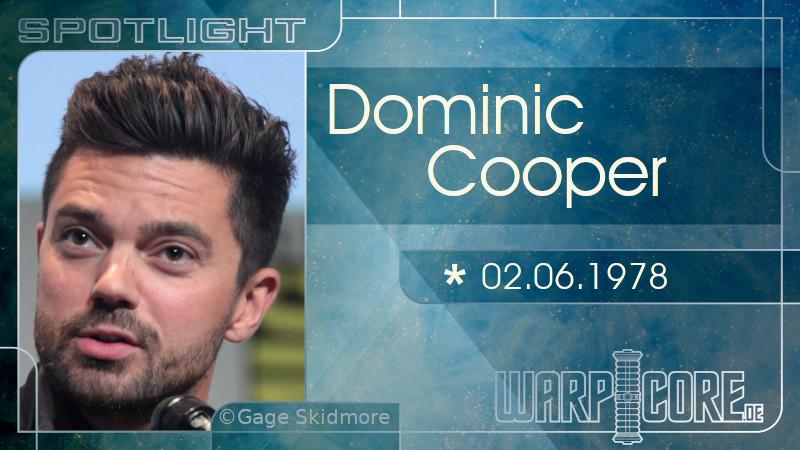 Spotlight: Dominic Cooper