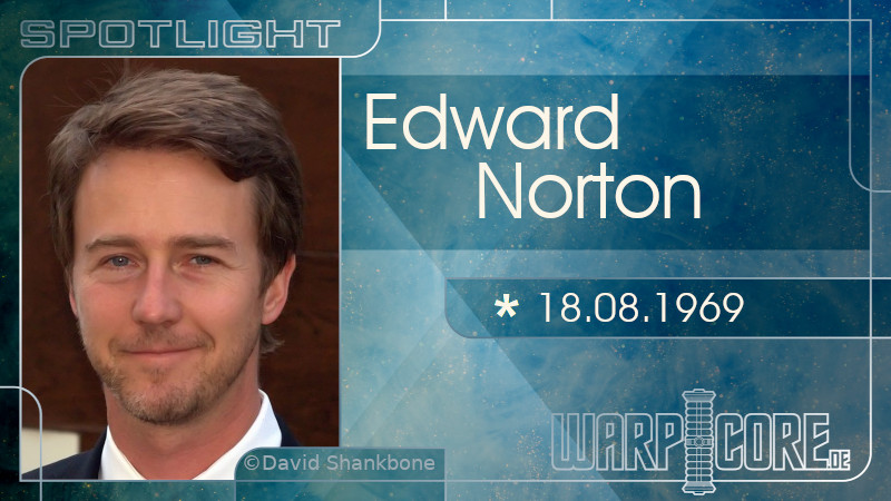 Spotlight: Edward Norton