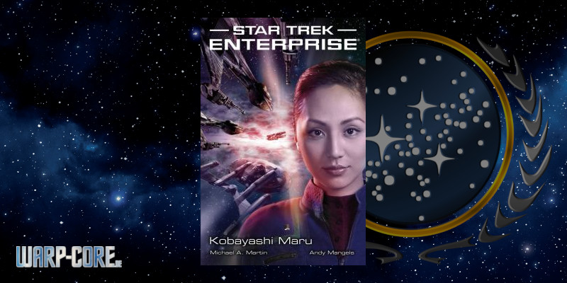 Star Trek Enterprise 3 Kobayash iMaru