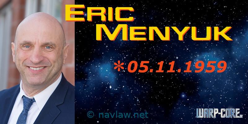 Spotlight: Eric Menyuk