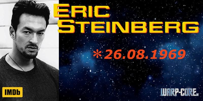 Spotlight: Eric Steinberg
