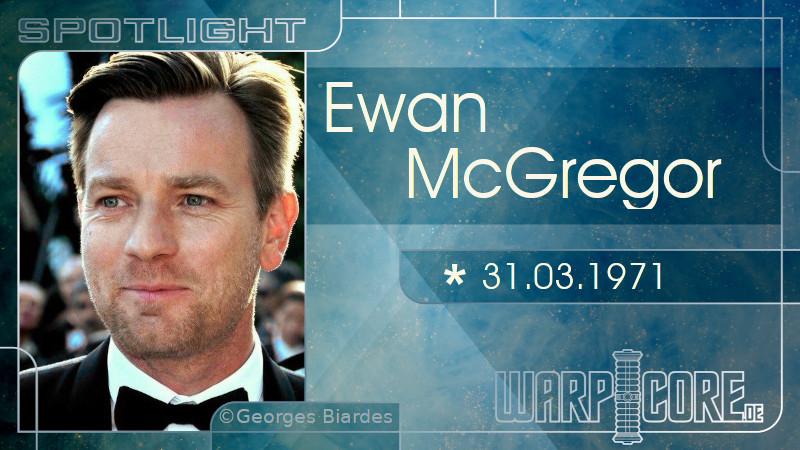 Spotlight: Ewan McGregor