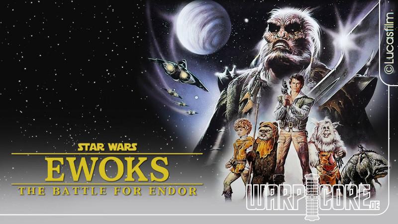 Review: Ewoks – Kampf um Endor (1985)