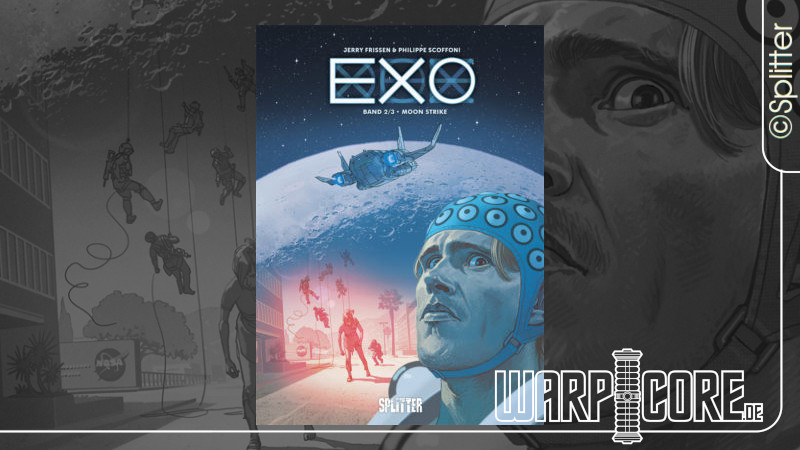 Review: EXO Band 2/3 – Moon Strike