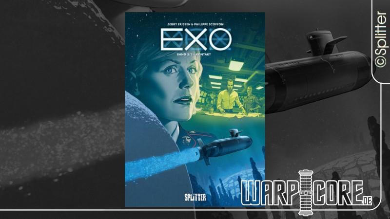 Review: EXO Band 3/3 – Kontakt
