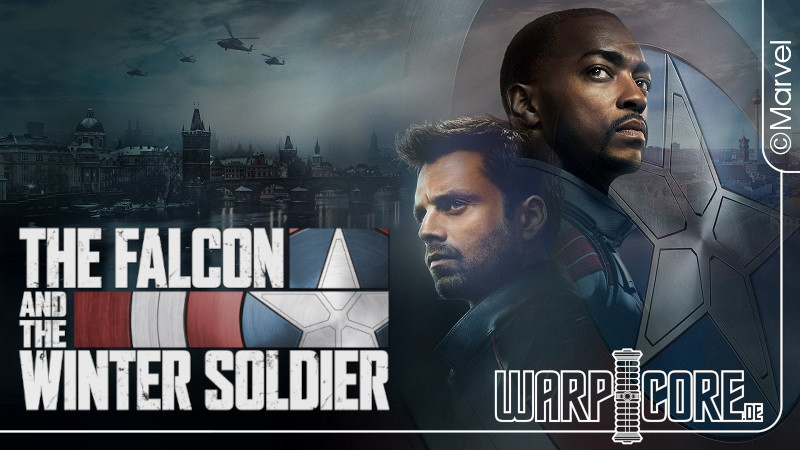 Review: The Falcon and the Winter Soldier 06 – Eine Welt, alle geeint