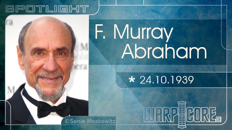 Spotlight: F. Murray Abraham