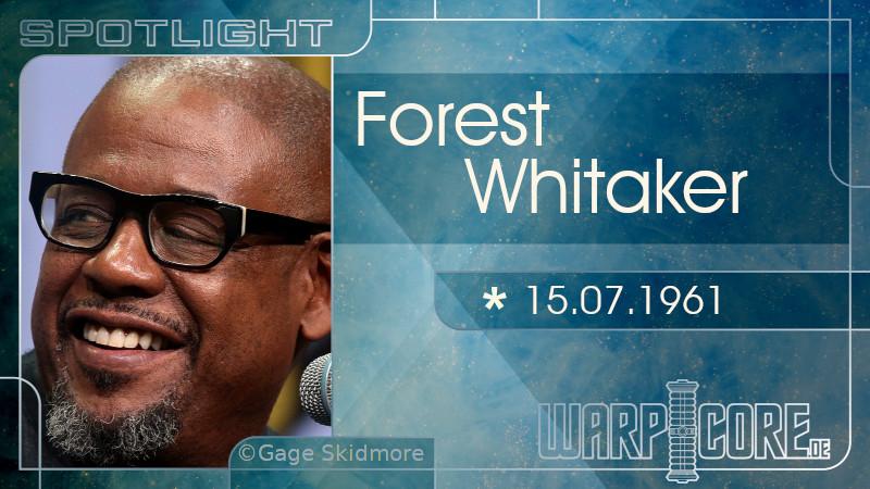 Spotlight: Forest Whitaker