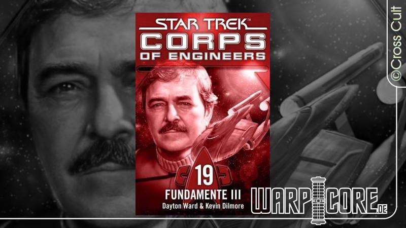 Review: Star Trek – Corps of Engineers 19: Fundamente 3