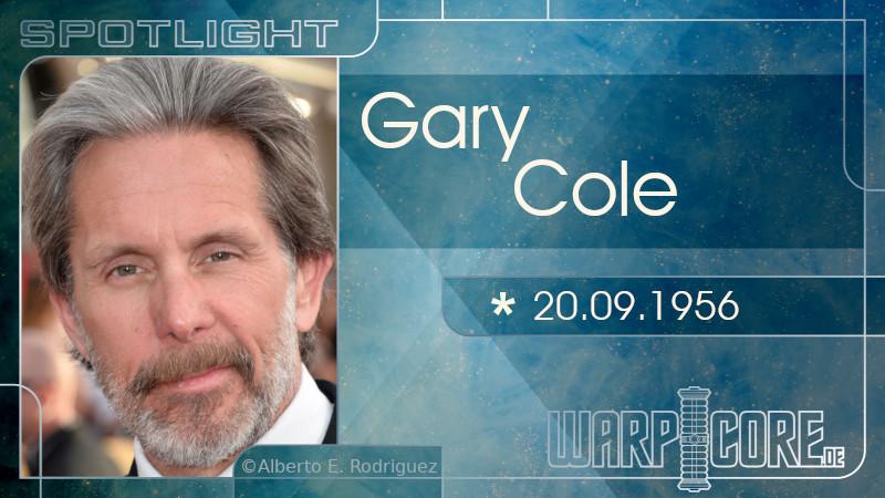 Spotlight: Gary Cole