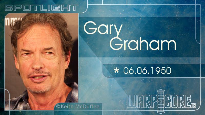 Spotlight: Gary Graham
